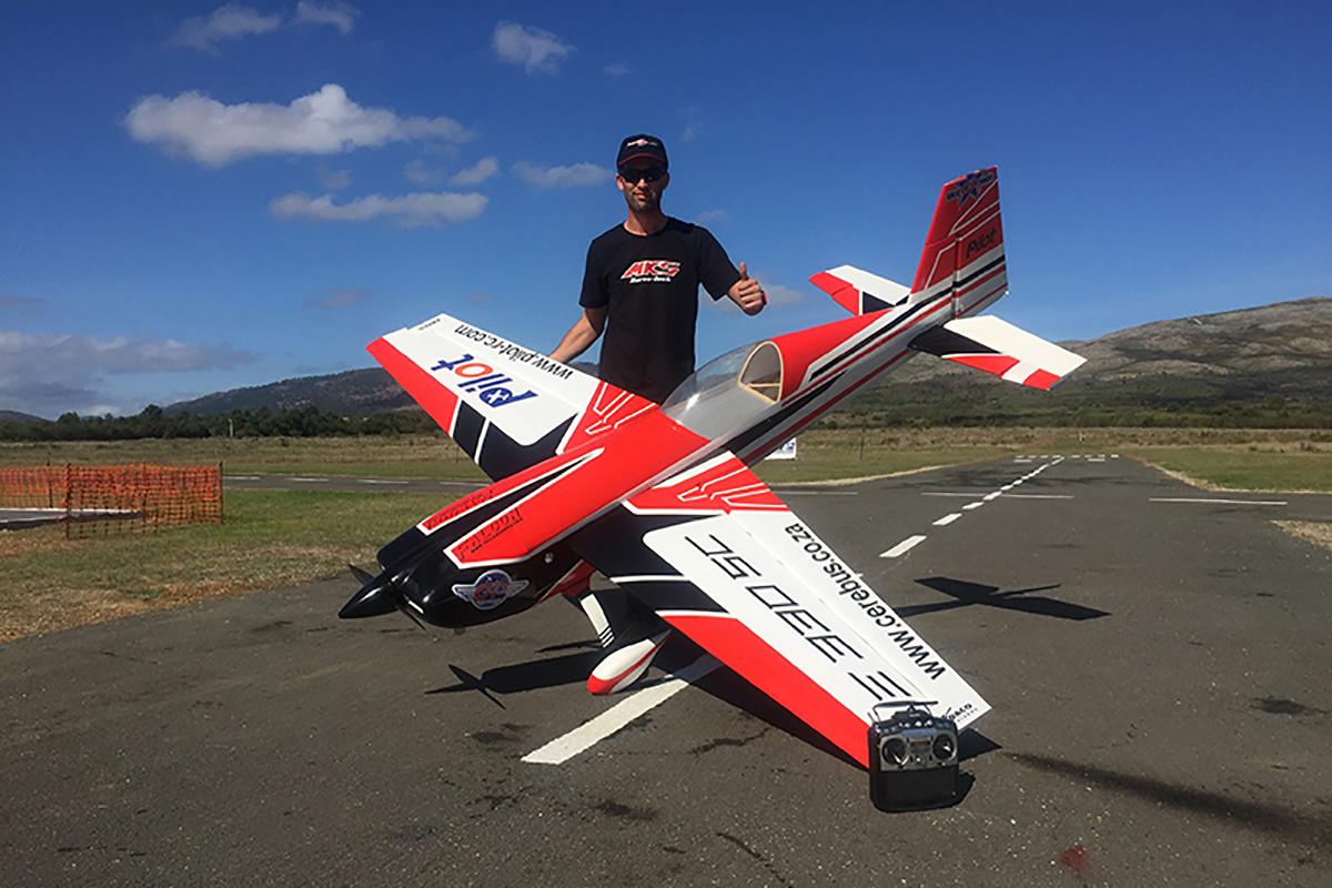Pilot-RC - Martin Pickering